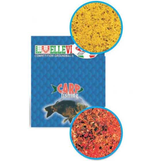 Ellevi Pastura Speciale Carpa alla Fragola Red Mix