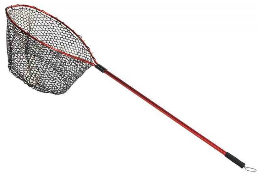 Berkley Rubber Landing Nets Retractable Snapper