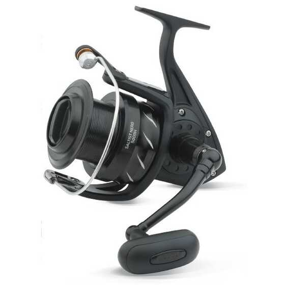 Daiwa Saltist Black Edition