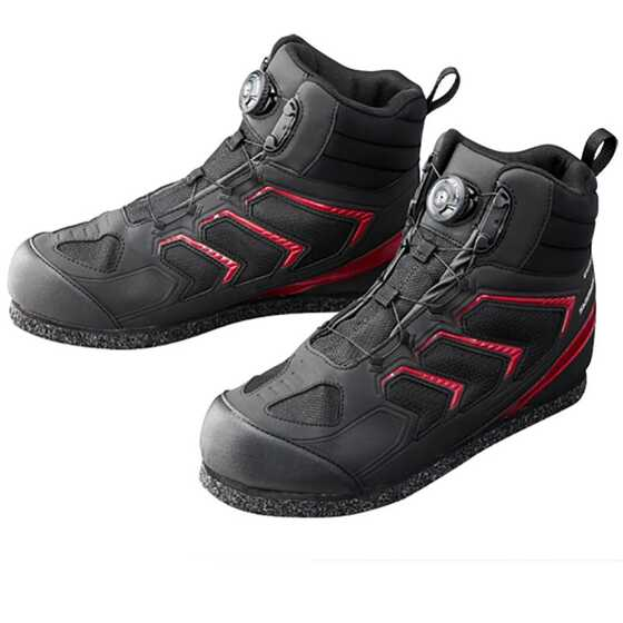 Shimano Dryshield 3D Cut Pin Felt Shoes