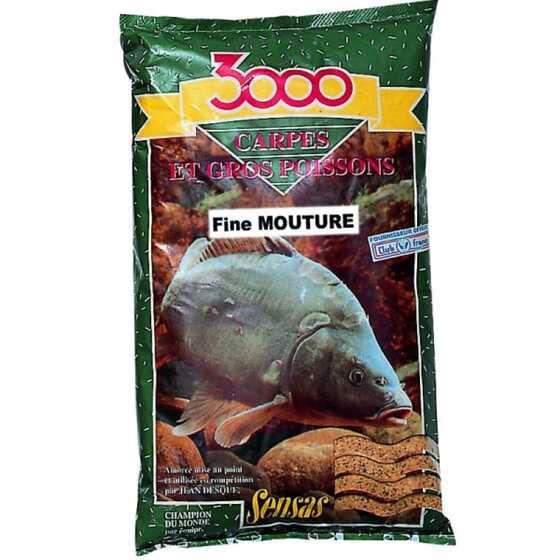 Sensas 3000 Carpes Fine Mouture