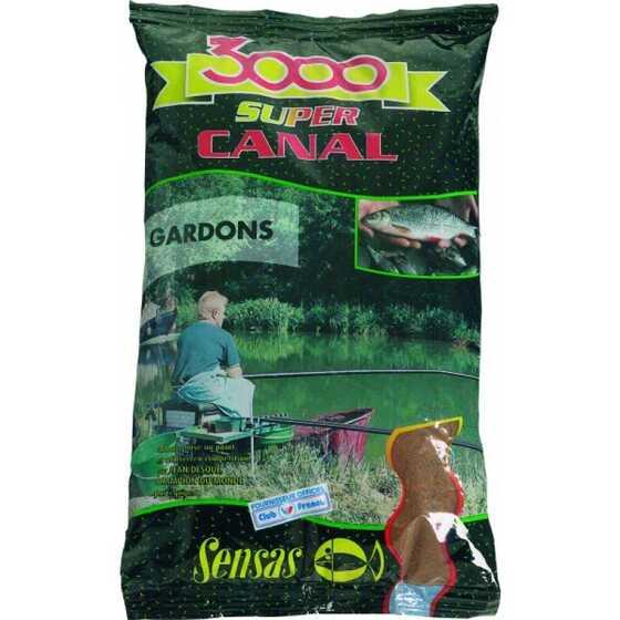 Sensas 3000 Super Canal Gardons
