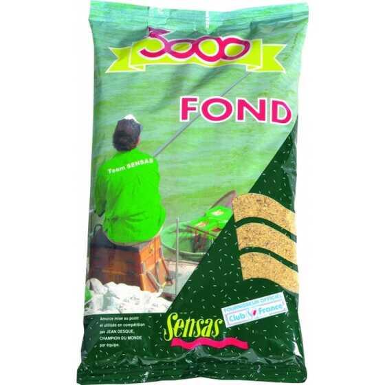 Sensas 3001 Fond