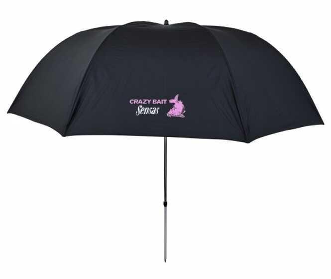 Sensas Crazy Bait Fibre Umbrella - Pvc