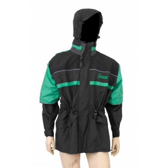 Sensas Gore-tex Jacket Black - Green