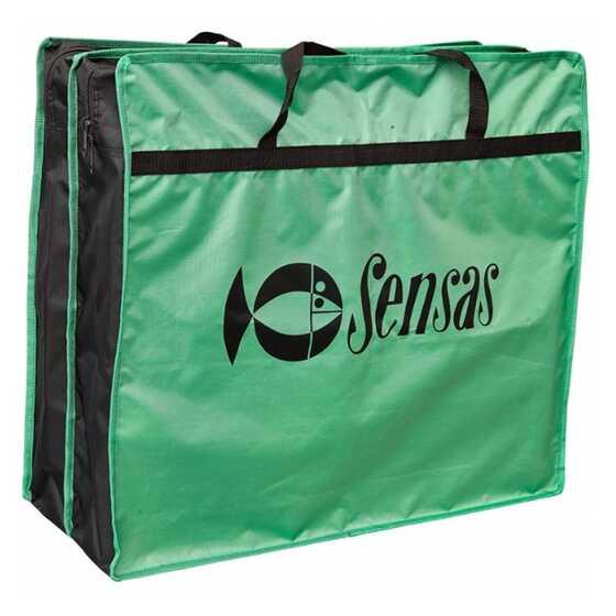 Sensas Rect Net Bag Challenge 65x48 Cm 2 Sect