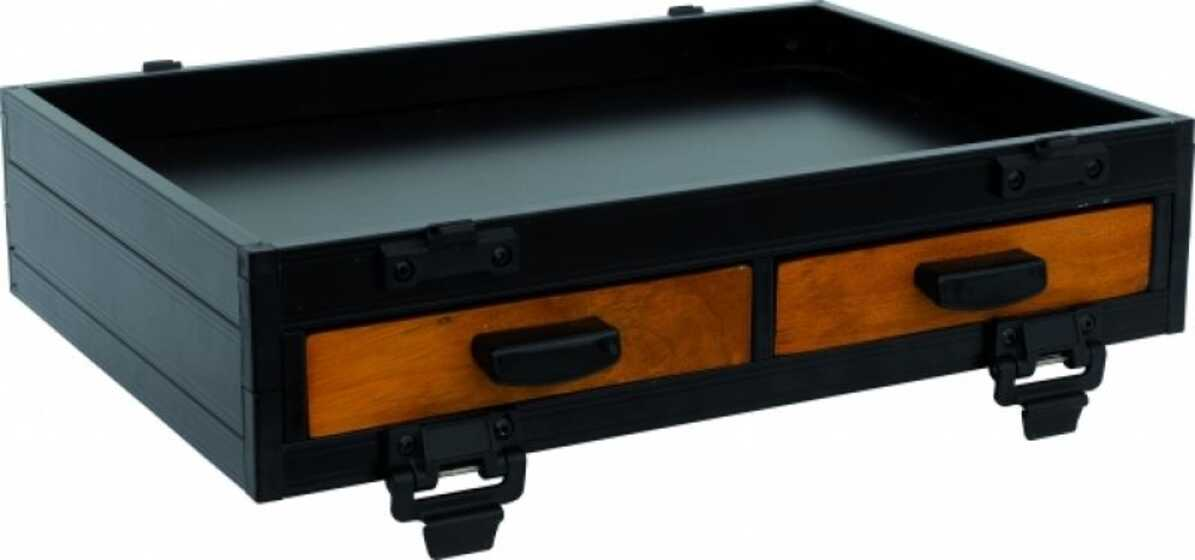 Sensas Seatbox Module - 2 Front Drawers Wood