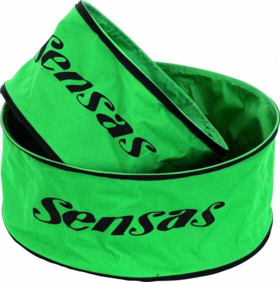 Sensas Soft Fabric Bowls