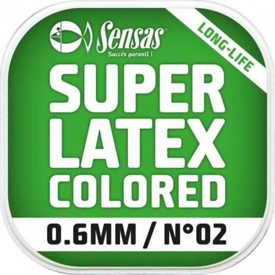 Sensas Super Latex Coloured
