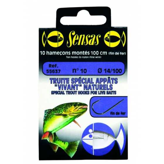 Sensas Trout Fine Wire