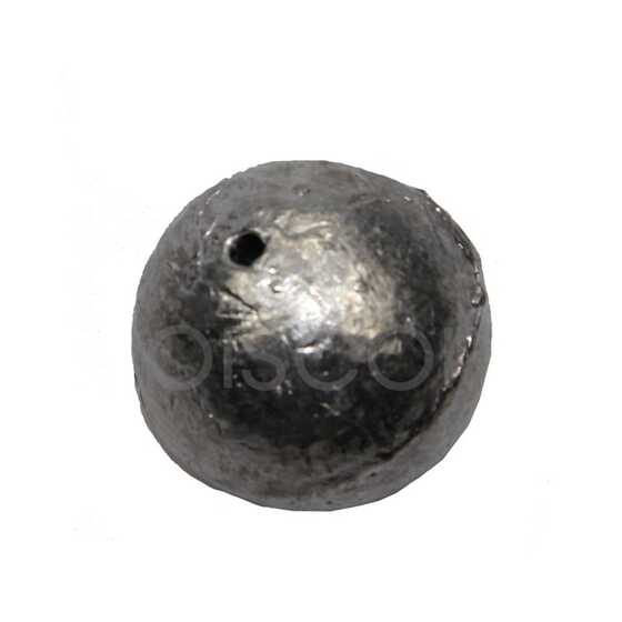 Fonderia Roma Sphere Shaped Lead with Hole
