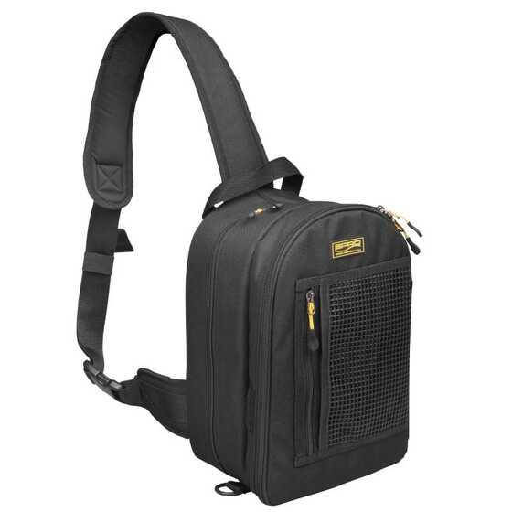 SPRO Black Shoulder Bag 2