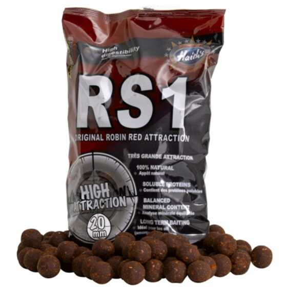 Starbaits Concept Boilies Rs1