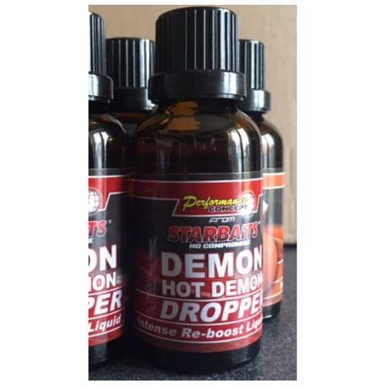 Starbaits Concept Dropper Demon Hot Demon