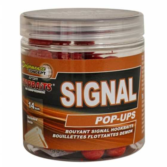 Starbaits Concept Pop Ups Signal