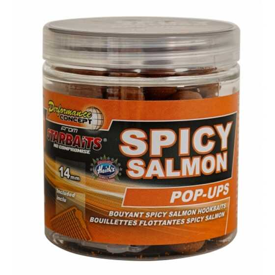 Starbaits Concept Pop Ups Spicy Salmon
