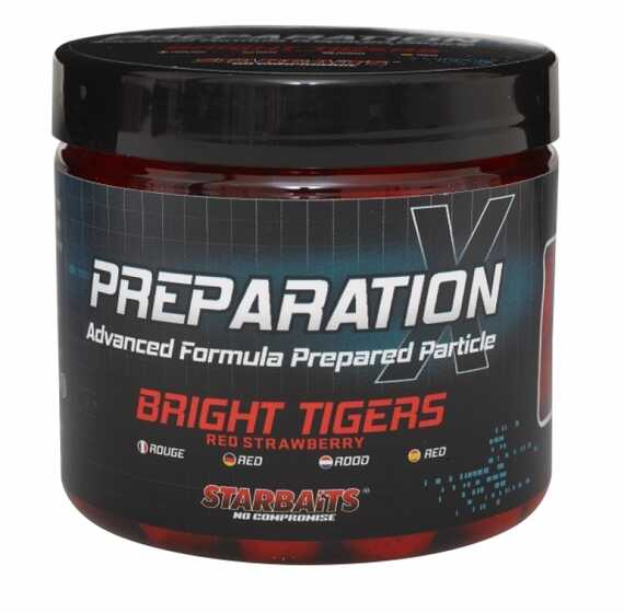 Starbaits Prep X Bright Tiger