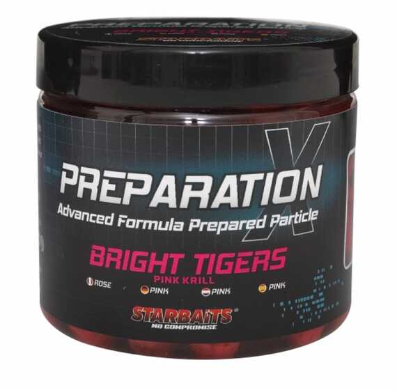Starbaits Prep X Bright Tiger