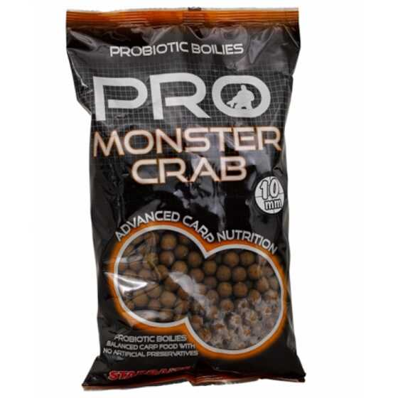Starbaits Probiotic Boilies Monstercrab