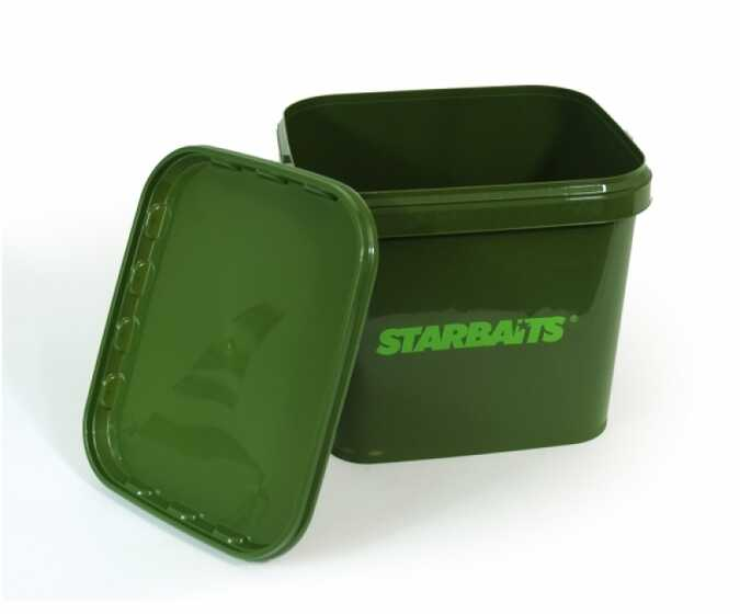 Starbaits Sb Square Bucket