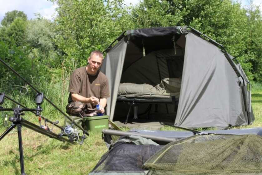 Starbaits Session Bivvy