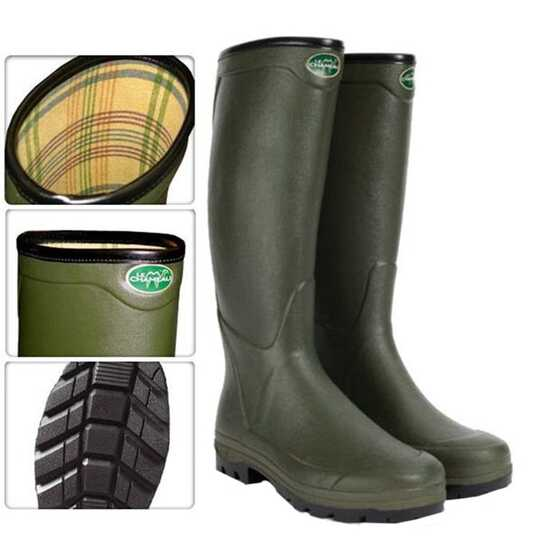 Le Chameau Country Boots