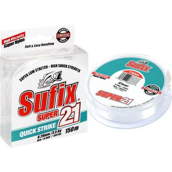 Shimano Sufix Super 21 Advanced Monofilament