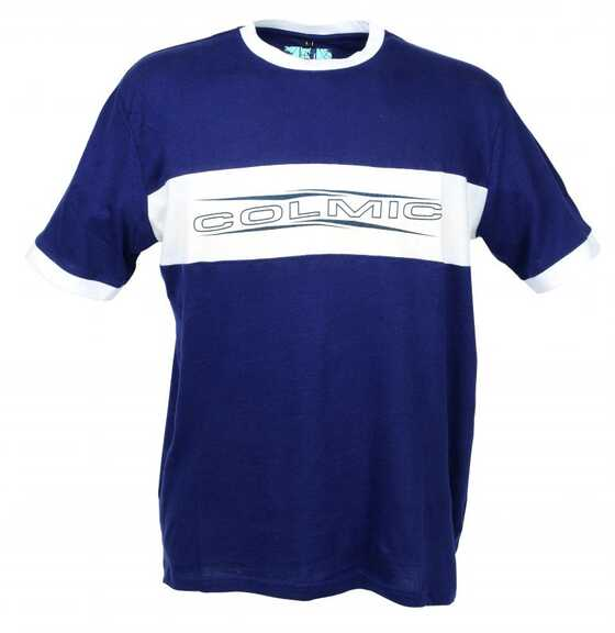 Colmic T-Shirt Blue