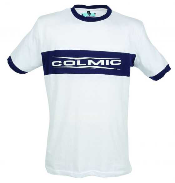 Colmic T-Shirt White