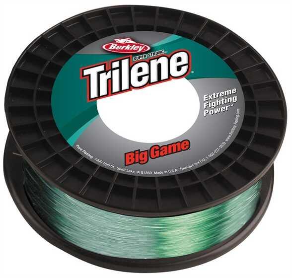 Berkley Trilene Big Game Green Econo spool