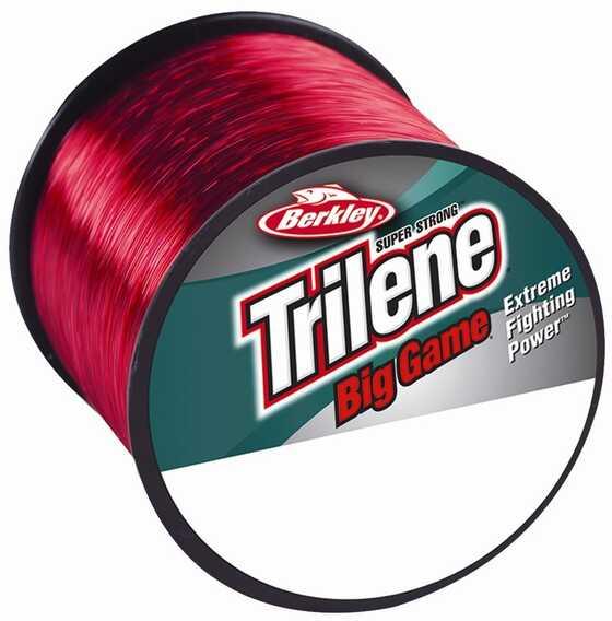 Berkley Trilene Big Game Red 1-4 lb spool