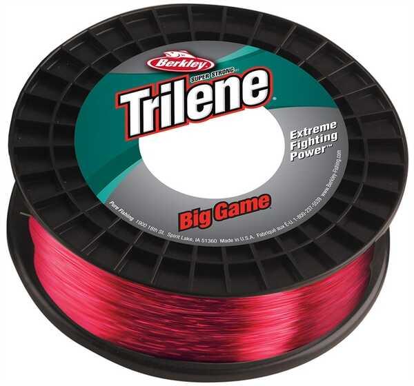 Berkley Trilene Big Game Red Econo spool