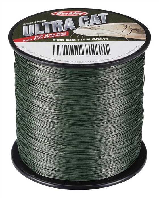 Berkley Ultra Cat Moss Green