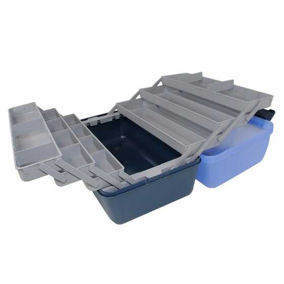 Lineaeffe Fishing Toolbox 6 Trays