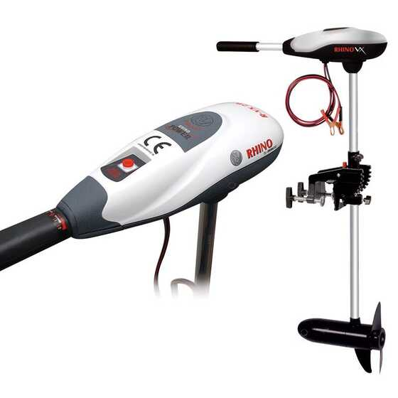 Rhino VX Electric Outboard Motor