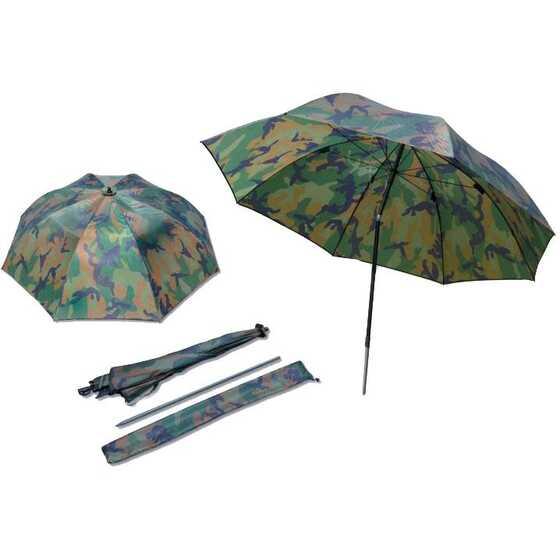 Zebco Nylon Camou Umbrella