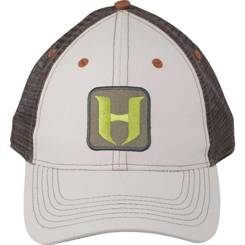 Hodgman Ripstop Trucker Patch Hat - Taille Unique - Couleur Kaki