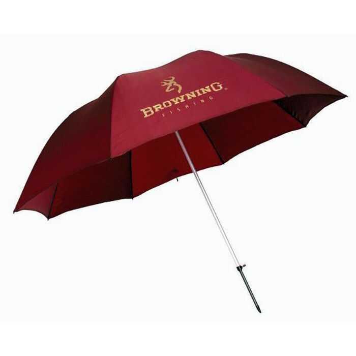 Browning Xitan Fibre Framed Match Umbrella - Diameter 2.50 m