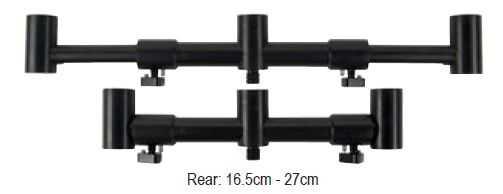 Carp Spirit Blax 2-3 Qr Adjustable Rod - Rear - Size Standard - 164 g