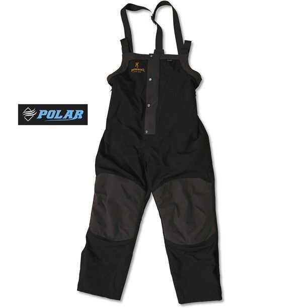 Browning Xi Dry Polar Bib and Brace - M