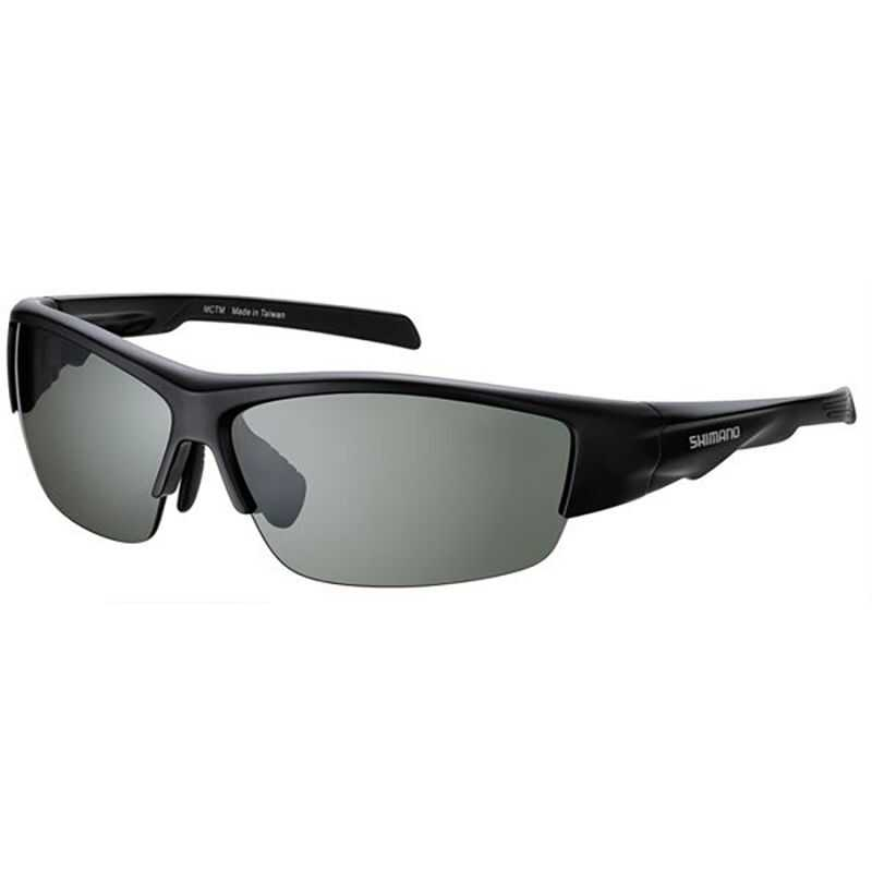 Shimano Half Frame Fishing Glass - Half Frame - Smoke Lens