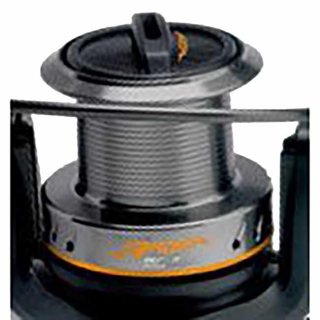 Radical BR II Spare Spool - 7000 - Aluminium