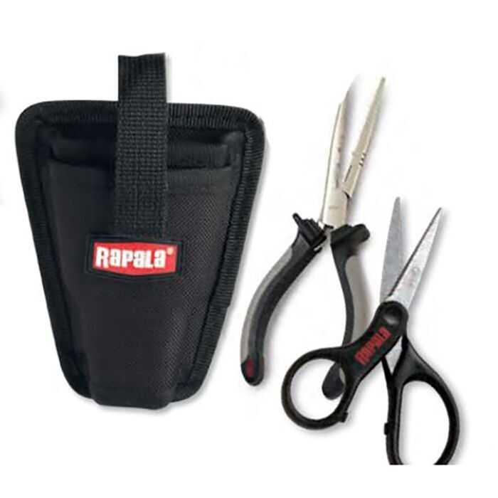 Rapala Pedestal Tool Holder Kit - Tool Holder Combo - Plier 16 cm