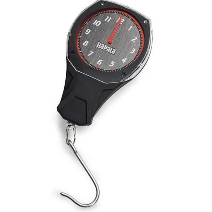 Rapala Rcd Clock Scale - 12 kg