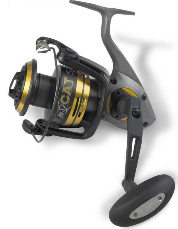 Black Cat Battle Cat Spin FD - 5000