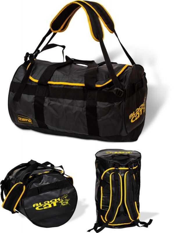 Black Cat Boat Bag - L - 60 cm