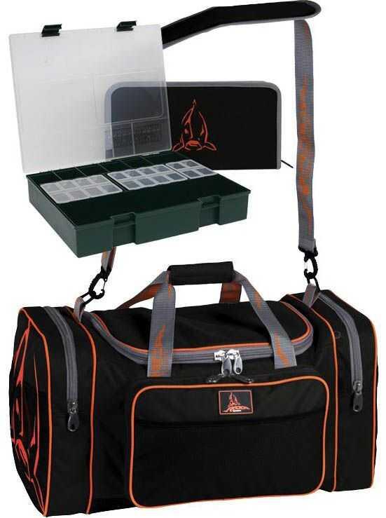 Radical Combat Bag - 60x30x30 cm