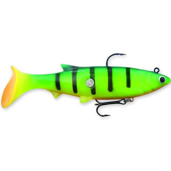 Storm Knock-R Minnow - 13 cm - 46 g - Green Tiger