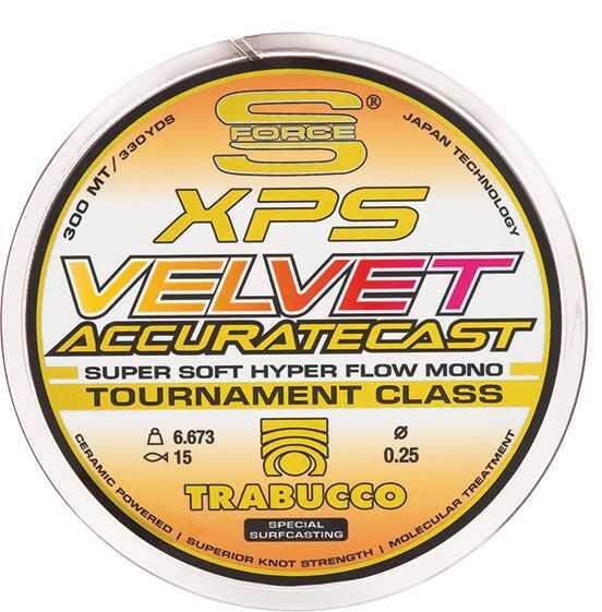 Trabucco Velvet Accurate Cast - 300 m - 0.18 mm
