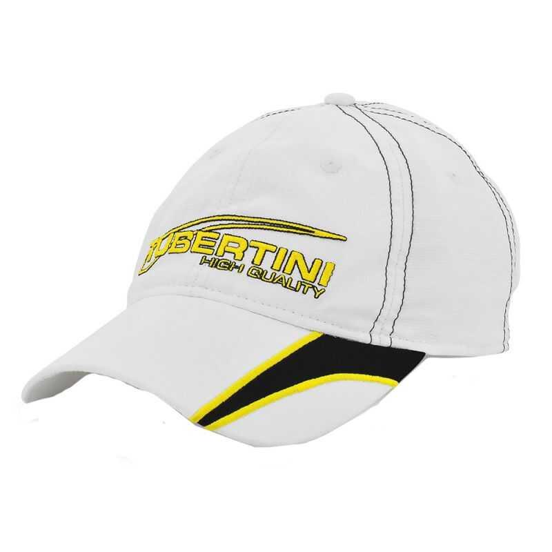 Tubertini Fashion Cap White - One Size
